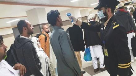 پاکستان میں ہوائی اڈوں پر کورونا چیکنگ بڑھانے کا فیصلہ