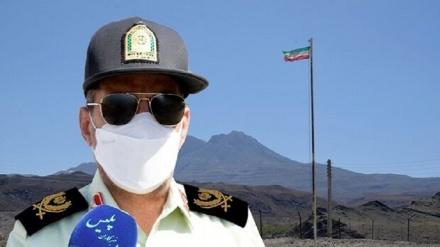 İranda bir tondan çox narkotik maddə aşkarlanıb