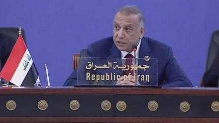 Kazimî: Iraq li dijî bikarhatina axa welatê xwe li dijî welatên din