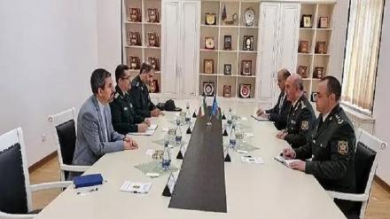 İran-Azərbaycan əlaqələri genişləndirilir