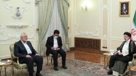 Iranski predsjednik se sastao s liderima palestinskog otpora