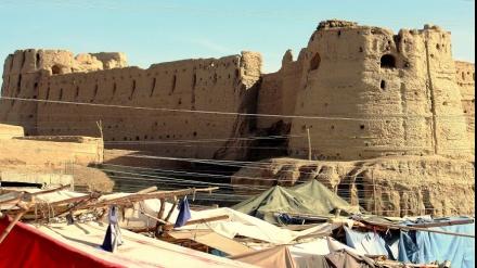 Taliban tarixi Grişk qalasını dağıdıb