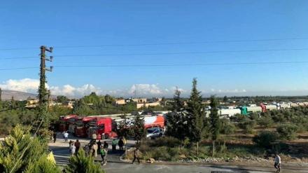 İran tərəfindən göndərilən yanacaq Livana çatıb