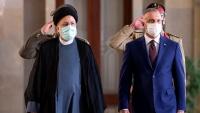 İran İslam Respublikasının prezidenti İraqın baş nazirini rəsmi şəkildə qarşılayıb.