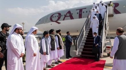 Katarski ministar vanjskih poslova održao prvi sastanak na visokom nivou s talibanima u Kabulu