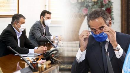 Generalni direktor IAEA u posjeti Teheranu