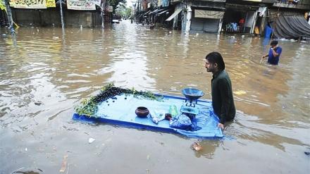 پاکستان میں شدید بارشیں، متعدد جاں بحق و زخمی