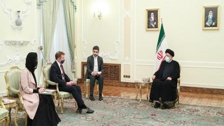 ایران تمام ممالک کے ساتھ تعاون کا خواہاں ہے مگر باہمی احترام کی بنیاد پر: صدر رئیسی