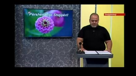 Përshëndetje Shqipëri ( 21-09-2021)