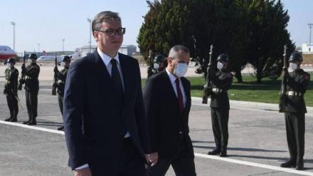 Vučić otkrio teme razgovora sa Erdoganom