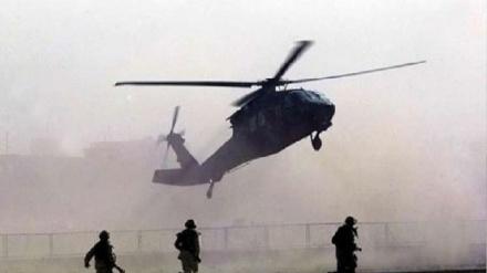 60 İŞİD terrorçusu ABŞ hərbi bazasına göndərildi