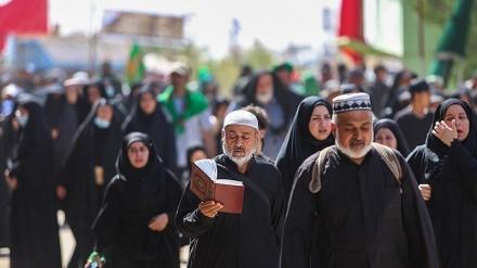 Preko 59 hiljada Iranaca otputovalo u Irak radi hodočašća povodom Erbeina