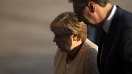 Merkel: oproštajna podrška Vučiću?