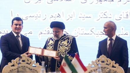 Iranskom predsjedniku uručen počasni doktorat u Tadžikistanu