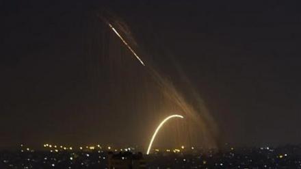 Sirijska protuzračna odbrana sukobila se s izraelskim projektilima iznad Damaska