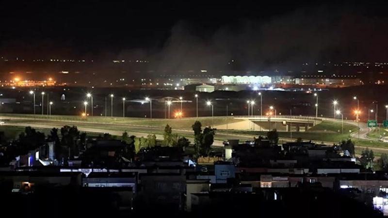 Aerodrom u Erbilu ponovo na meti napada