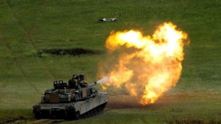 ٹینک کے گولے کے مقابلے میں لینڈ روور کی مضبوطی۔ ویڈیو