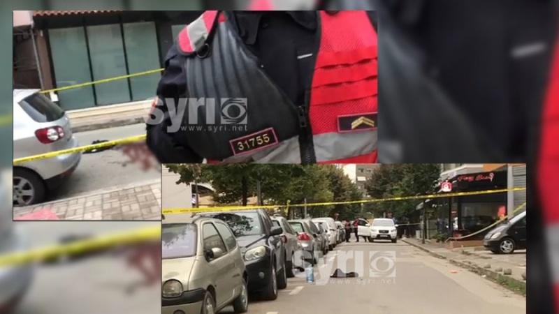 Përplasja me armë mes të rinjve në Tiranë, pamje nga vendi i ngjarjes