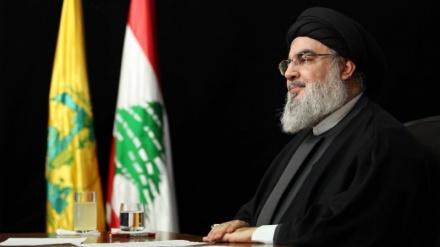 Sekretari i Përgjithshëm i Hezbollahut të Libanit: Imam Khomeini (ra) e ktheu lindjen e Profetit të Shenjtë të Islamit (as) në një pikë uniteti për myslimanët
