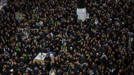 رحلت رسول خدا (ص) کی عزاداری میں 60 لاکھ سے زائد عزاداروں کی شرکت