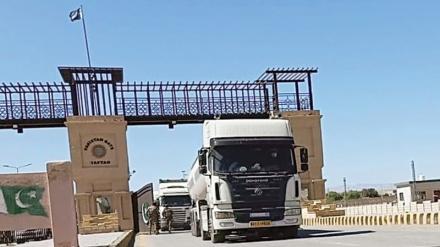 پاکستان ایران سے تفتان سرحد پر مصنوعات کے حمل و نقل کے عمل میں آسانی کا خواہشمند