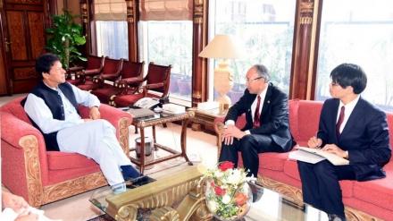 پاکستانی وزیر اعظم کی طالبان انتظامیہ کے ساتھ مثبت رابطوں کی اپیل