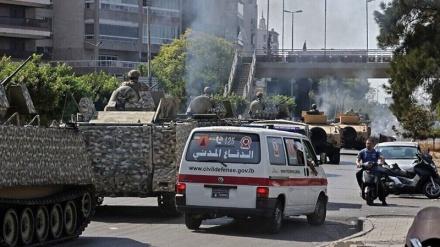 لبنان میں عام سوگ، تمام کاروباری مراکز بند