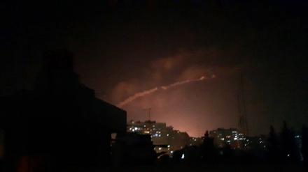 Sirijska zračna odbrana presrela izraelski napad na Homs
