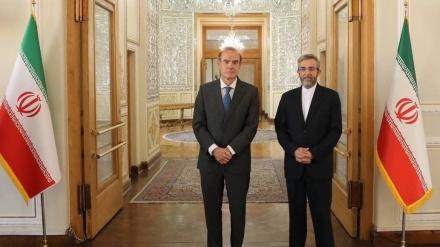 Izaslanik EU s iranskim zvaničnicima u Teheranu razgovarao o ukidanju sankcija Iranu