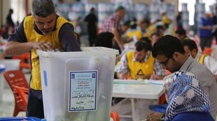 İraqda 2000-dən çox seçki məntəqəsinin səsləri yenidən hesablanır