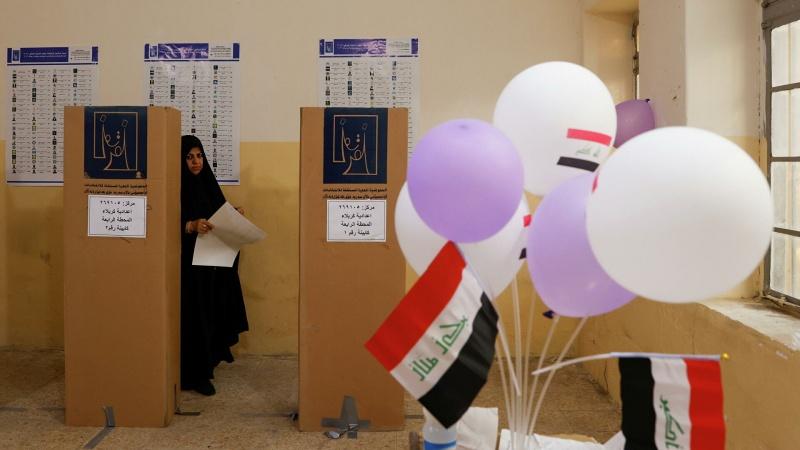 عراق کے پارلیمانی انتخابات کے نئے نتائج کا اعلان، حاصلہ نشستوں میں کمی یا زیادتی ہوئی